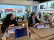 New Horizons clients learning marketable job skills at The Microsoft Store