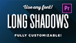 Smashworks Launches Long Shadows, a New Motion Graphics Template for Premiere Pro