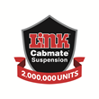Link Manufacturing Achieves Major Milestone with Its Two Millionth Cabmate Suspension