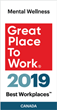 Security Compass Named to the 2019 List of Best Workplaces™ for Mental Wellness