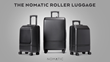NOMATIC is on a Roll with its Popular Roller Luggage Line, Surpassing $1 Million in Presales on Kickstarter