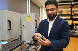Making Batteries Safer, More Reliable: SD Mines Researchers Focus on