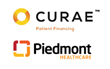 Curae and Piedmont Healthcare Announce Strategic Arrangement to Provide Non-Recourse Financing for Patients