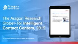 13 providers are examined in first annual Globe for Intelligent Contact Centers 2019.