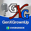 Evergreen Podcasts Partners with GenXGrownUp and Drawn and Paneled