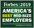 Forbes Names Mercury Insurance One of 'America's Best Mid-size Employers' for Third Consecutive Year