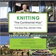 "New Book Imparts Tips on 'Knitting ""The Continental Way""'"
