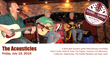 The Acoustiholics_Sounds of Summer at Eaglewood Resort and Spa, July 19, 2019