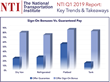 National Transportation Institute Announces Release of Quarterly National Survey of Driver Wages for Q1 of 2019