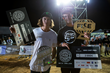 Monster Energy's Pat Casey and Leandro Moreira Take First and Second in BMX Dirt at FISE Montpellier