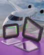 Meller Optics Introduces Large Sapphire Windows For Aircraft Flying in Extreme Environments