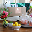 Decocrated, a New Home Décor Subscription Box Company, Welcomes Summer with Bright Hues, Outdoor Tablescapes and Multi-Functional Pieces for Entertaining