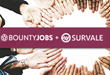 BountyJobs and Survale Announce Exciting Strategic Partnership