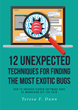 "Teresa F. Dunn's Newly Released ""Twelve Unexpected Techniques for Finding The Most Exotic Bugs"" is a Comprehensive Discussion About Tips on Locating Software Bugs"