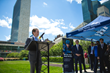 Team Novo Nordisk Celebrates Second Annual World Bicycle Day at United Nations