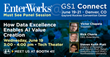 EnterWorks to Lead Panel on Data Excellence and AI at GS1 Connect 2019