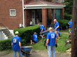 MyWay Mobile Storage was joined by the REALTORS® Association of Metropolitan Pittsburgh (RAMP) in their Community Service Committee's Curb Appeal Event