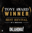 Tulsans' Broadway Revival of OKLAHOMA! Wins Coveted Tony Award