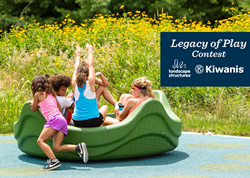 Congratulations to Barron, Wis., on winning the 2019 Legacy of Play contest.