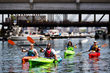 L.L.Bean Launches Kayaking Programs in Seaport at Boston Children's Museum