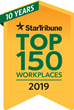 TitleSmart, Inc. Appears on the Start Tribune's List of Top Workplaces, Voted on by Their Staff