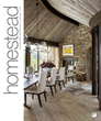 WRJ Design Yellowstone Club House Earns Cover of Homestead Magazine with Jackson Hole Interior Design Firm Praised for Curating Extraordinary Elements