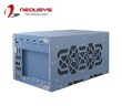 Neousys Technology Launched Nuvo-8208GC Series, A Ruggedized Edge AI Platform Featuring Intel® Xeon® E or 8th-Gen Core™ Processor and Supports Dual GPU Graphics Cards