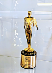 QA Graphics' Dual Tank Whiskey Flask Named Best Promotional Video for 3D Animation in the 40th Annual Telly Awards