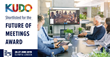 KUDO Has Been Shortlisted for the 2019 Future of Meetings Award