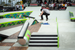 Monster Energy's Matt Berger Missed the Podium by a Fraction of a Point in Men's Skateboard Street at the Dew Tour Long Beach