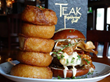 Teak Neighborhood Grill Obtains 'World-Class Burger' Status
