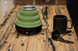 Nomad Joe Introduces Voyager Kettle, a Portable, Collapsible Electric Kettle for Quality Coffee On the Go