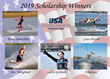 USA Water Ski & Wake Sports Foundation Announces 2019 Scholarship Winners