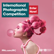 Entries Being Accepted for 2019 International Photographic Competition