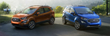Eckenrod Ford Profiles Its Smallest and Biggest SUV Models in the Showroom