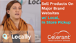 Celerant Technology® and Locally™ Partner to Help Retailers Connect With More Online Shoppers