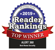Alert 360 Home Security Voted the Best Home Security Provider in The Journal Record's 2019 Reader Rankings