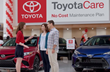 Salinas Toyota Offers ToyotaCare with Every New Toyota Purchase or Lease