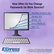 Survey: Despite the Risks, Employees' Password-Changing Habits Are Lax