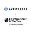 AuditBoard Co-Founders Win EY Entrepreneur Of The Year® 2019 Award in Greater Los Angeles