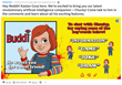 Orion Pictures Partners with McKinney LA and Convrg To Launch 'Chucky' Chatbot Exclusively on Reddit, Creating The Platform's Most Engaging Ad Of All Time