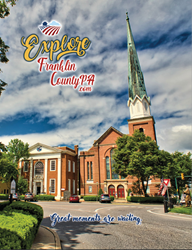 The Franklin County Visitors Guide is the #1 PR piece of Franklin County.
