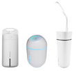 Macally Introduces a Series of Portable, Multifunctional, Personal Cool Mist Humidifiers Ideal for Use at Work or at Home.