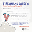 Fireworks Safety: 3 Tips to Protect Your Hearing This July 4th