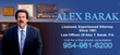 Florida Immigration Attorney Alex T. Barak Discusses the Sizzling E-2 Visa