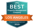 PropertyManagement.com Names Best Property Management Companies in Los Angeles, CA for 2019