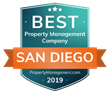 PropertyManagement.com Names Best Property Management Companies in San Diego, CA for 2019