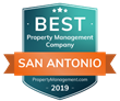 PropertyManagement.com Names Best Property Management Companies in San Antonio, TX for 2019