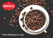 Sonofresco Celebrates the 4th of July with Free Shipping on Coffee Orders