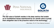 Penn National Insurance Selects Goliath Technologies for Virtual Workspace Initiative
